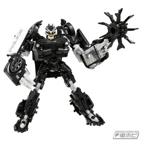 Transformers Studio Series SS-28 Deluxe Barricade