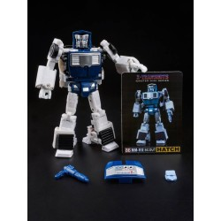 X-Transbots MM-VII Hatch - Reissue