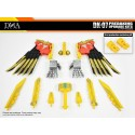 DNA Design DK-07 Power Of The Prime Predaking Upgrade Kit