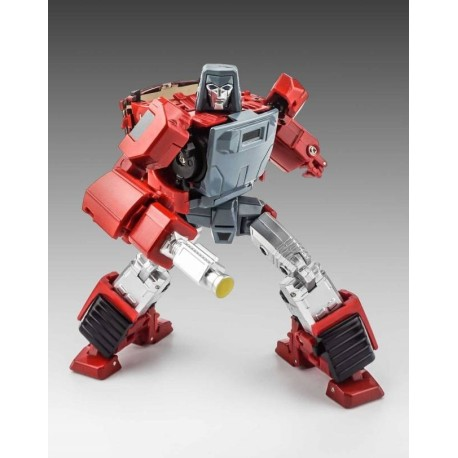 X-Transbots MM-VI Boost ComiToon Version