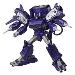 Transformers War for Cybertron Siege Leader Shockwave
