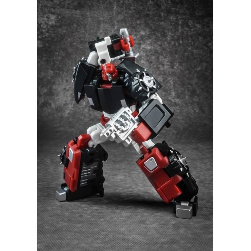 Heavymetal Robot Bobbydaleearnhardt.com