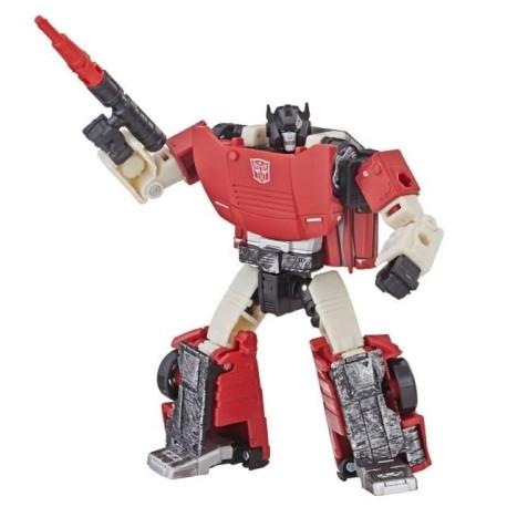 Transformers War for Cybertron Siege Deluxe Wave 1 Set of 4Transformers War for Cybertron Siege Deluxe Sideswipe
