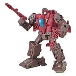 Transformers War for Cybertron Siege Deluxe Skytread / Battle Trap