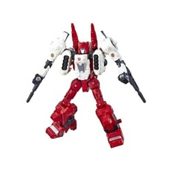 Transformers War for Cybertron Siege Deluxe Sixgun