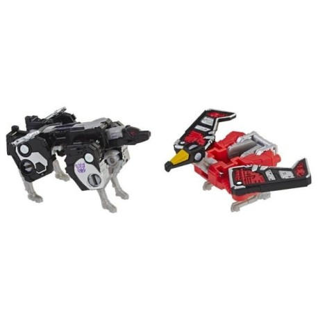 Transformers War for Cybertron Siege Micromasters Laserbeak & Ravage