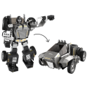 Space Agent T9 - A Programmable, Transformable Robot