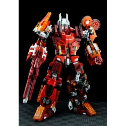 MakeToys MTCM-03 Quantron - Set of 5 Piec