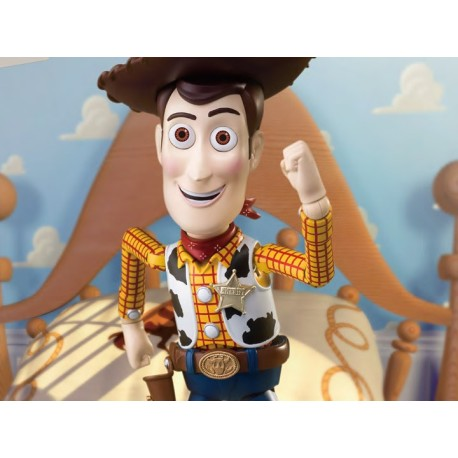 Toy Story Dynamic 8ction Heroes DAH-016 Woody