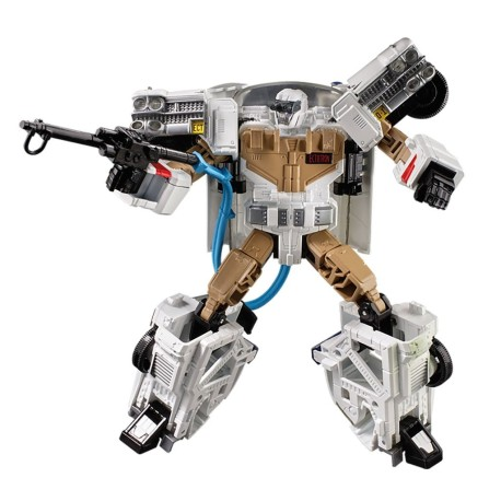 Transformers Ghostbusters Mash-Up Ecto-1 Ectotron