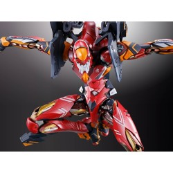 Bandai Spirits Evangelion Metal Build EVA Unit-02 Production Model