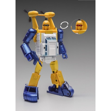 X-Transbots MM-XII Neptune