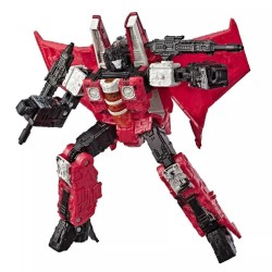 Transformers War for Cybertron Siege Generations Select Voyager Redwing