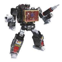 Transformers War for Cybertron Siege Voyager Soundblaster