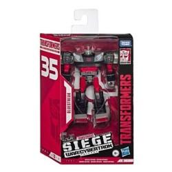 Transformers War for Cybertron Siege Deluxe Bluestreak