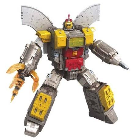 Transformers War for Cybertron Siege Titan Omega Supreme