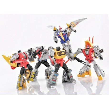 DX9 Toys War in Pocket Dino Set of 5 - Giftset