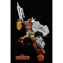DX9 Toys D02S Splinter