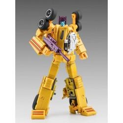 X-Transbots MX-16T MX-XVIT Overheat Toy Version