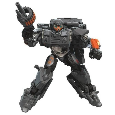 Transformers Studio Series SS-50 Deluxe Hot Rod