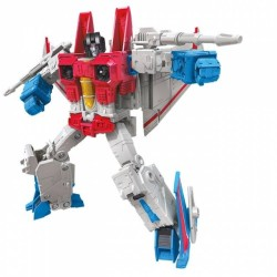 Transformers War for Cybertron Earthrise Voyager Starscream