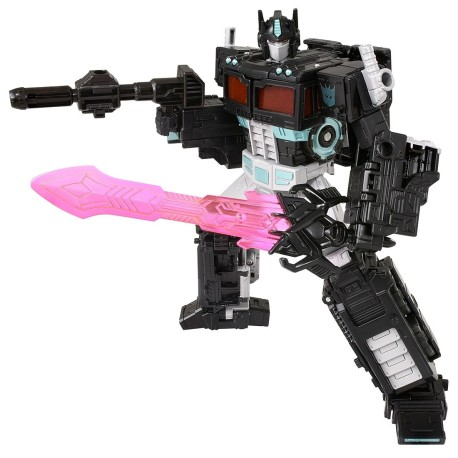 Transformers TakaraTomy Mall Exclusive Siege SG-06 Nemesis Prime