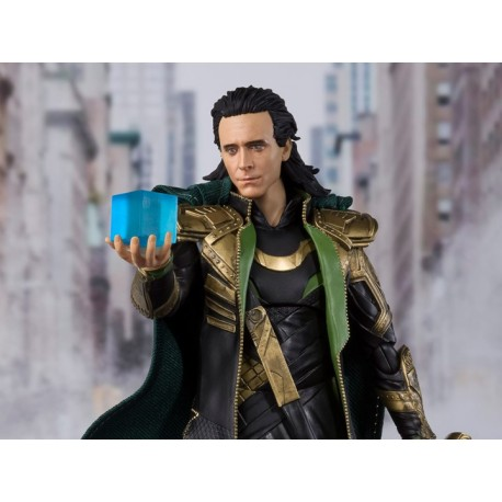 Avengers S.H. Figuarts Loki