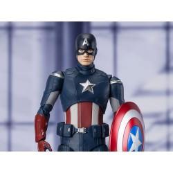 Avengers: Endgame S.H.Figuarts Captain America (Cap Vs. Cap)