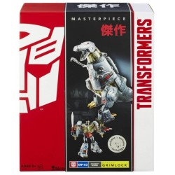 Transformers Asia Exclusive Masterpiece MP-03 Grimlock