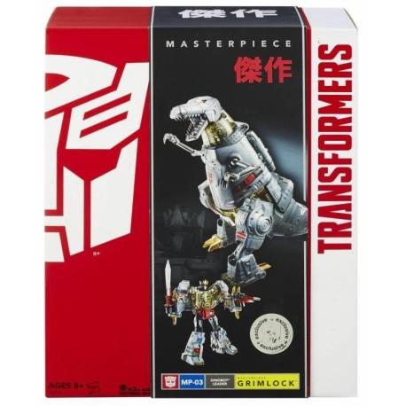 Transformers Asia Exclusive Masterpiece MP-03 Grimlock