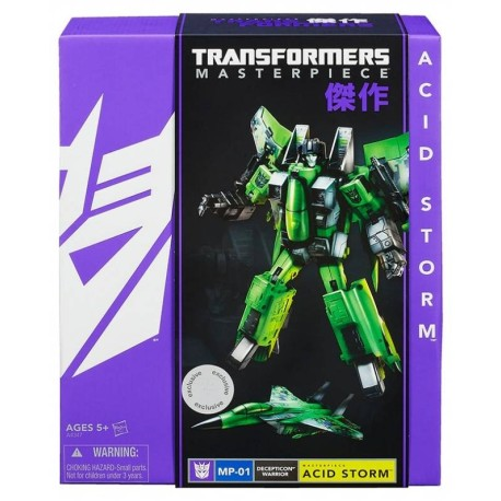Transformers Masterpiece MP-01 Acid Storm - Toy R Us Exclusive