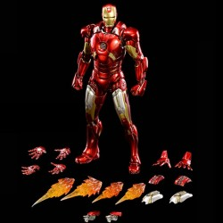 Comicave Studios Omni Class Iron Man 1/12 Scale Mark VII MK7