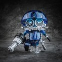 Iviimee Toys Blue Iron For Small Steel Cap - Exclusive Clear Edition
