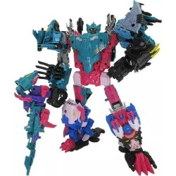 Transformers Takara Tomy Mall Exclusive Generations Selects Seacons King Poseidon