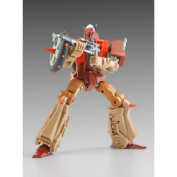 KFC Toys E.A.V.I. METAL Phase 6E Dregs