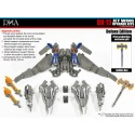 DNA Design DK-15 Jet Wing Upgrade Kits for Studio Series Optimus Prime (SS44/SS32/SS05) - Deluxe Edition