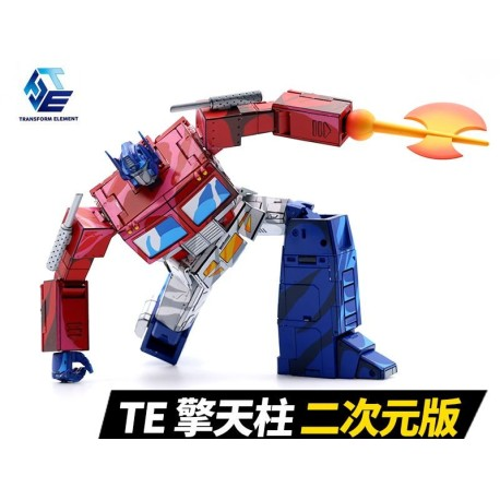 Transform Element TE-01 OP Leader - Cell Shaded Edition