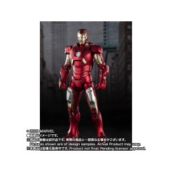 The Avengers S.H.Figuarts Iron Man Mark VII - Avengers Assemble Edition