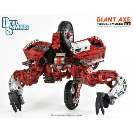 Devil Saviour DS-02 Giant Axe