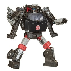 Transformers War for Cybertron Earthrise Deluxe Trailbreaker