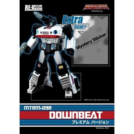 MakeToys MTRM-09 Downbeat - Reissue