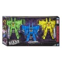 Transformers War For Cybertron Siege Voyager Rainmaker 3 Pack