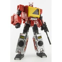 KFC Toys E.A.V.I. METAL Phase 4A Transistor [Not Metallic Paint Ver]