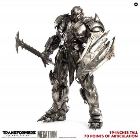 ThreeA Transformers The Last Knight Premium Scale Collectible Series Megatron Deluxe Version