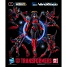 Flame Toys Furai Model Transformers Windblade