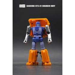 BadCube OTS-01 Huff