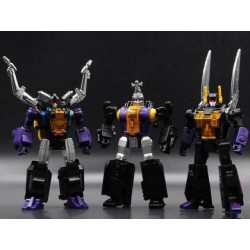 BadCube OTS 05 06 07 Evil Bug Corps Collector Edition Set of 3 - Reissue