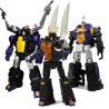 Fans Toys FT-12T Grenadier Toy Ver, FT-13 Mercenary & FT-14 Forager Set of 3