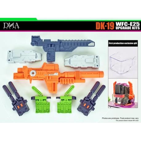DNA Design DK-19 Upgrade Kit for Earthrise Scorponok