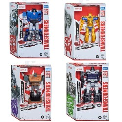 Transformers War for Cybertron Kingdom Leader TRex Megatron